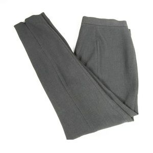 Halogen Womens Gray Trousers Pants Trousers